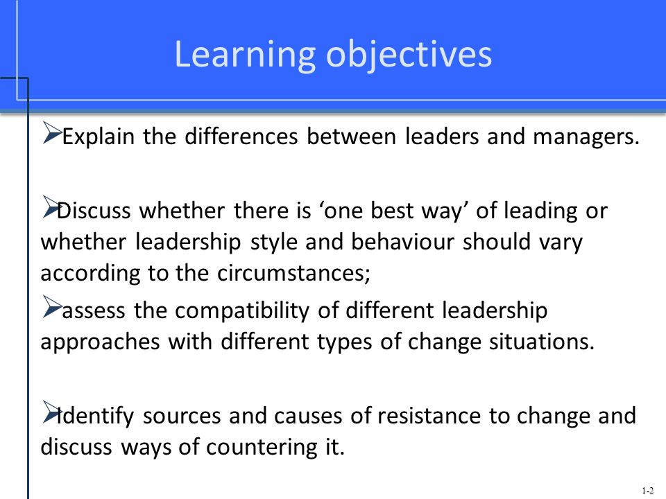1 1 Change Management Bus 442m Chapter 6 Leadership And Change Ppt Download