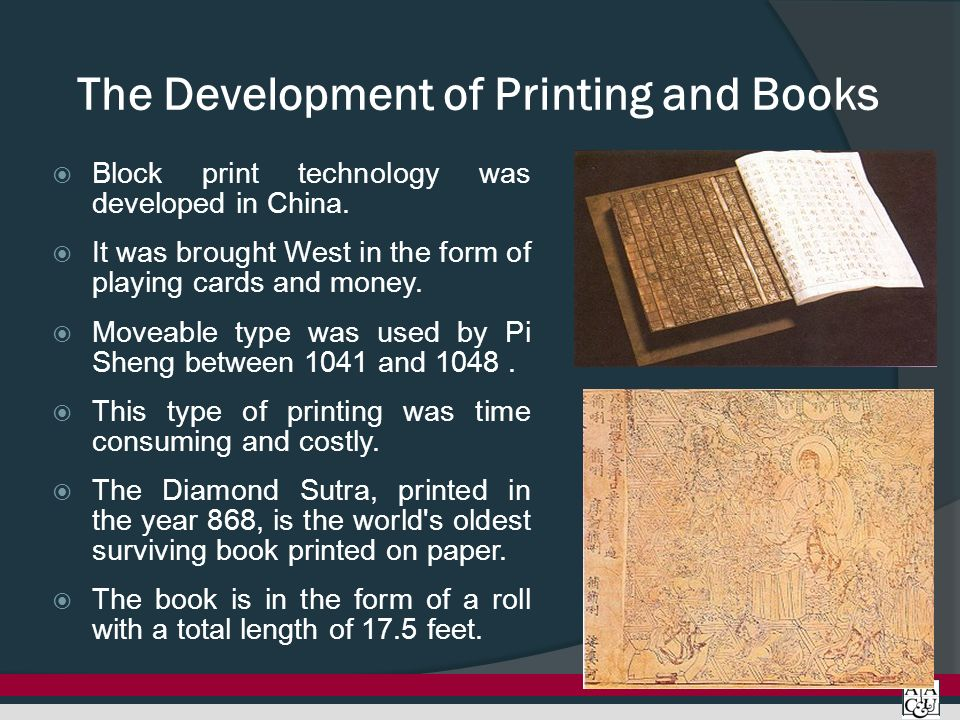 how did the printing press changed the world