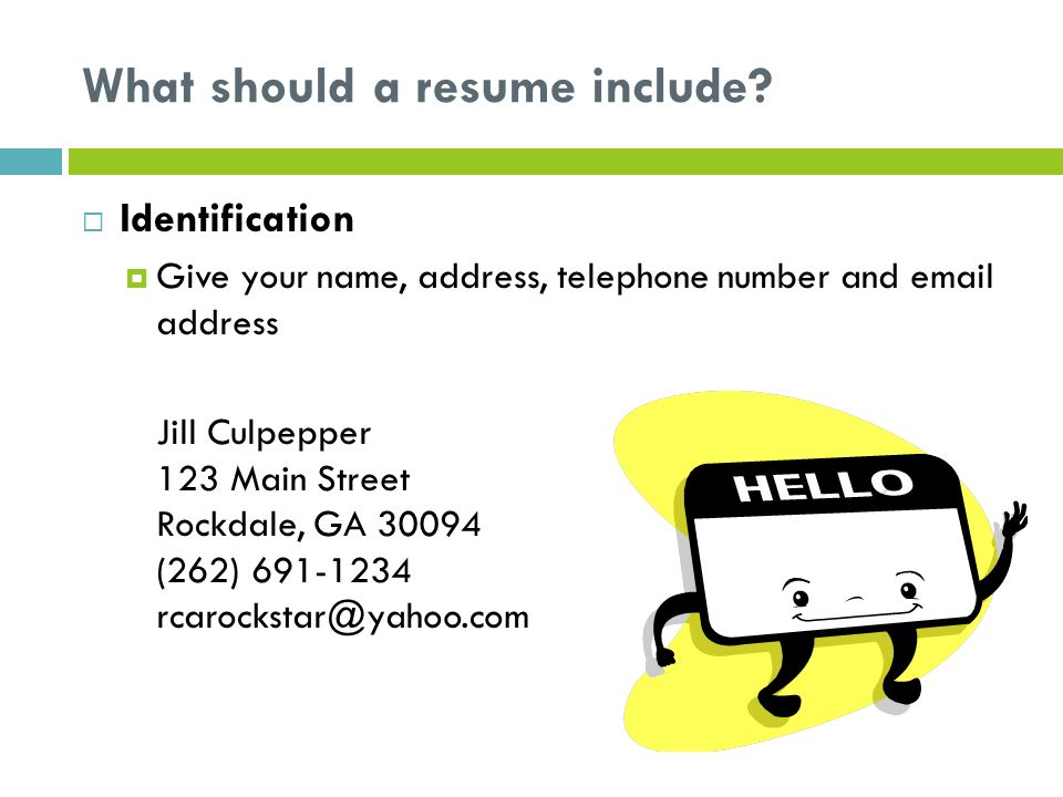 Resume Writing Why Is A Resume Important It Is Your Marketing