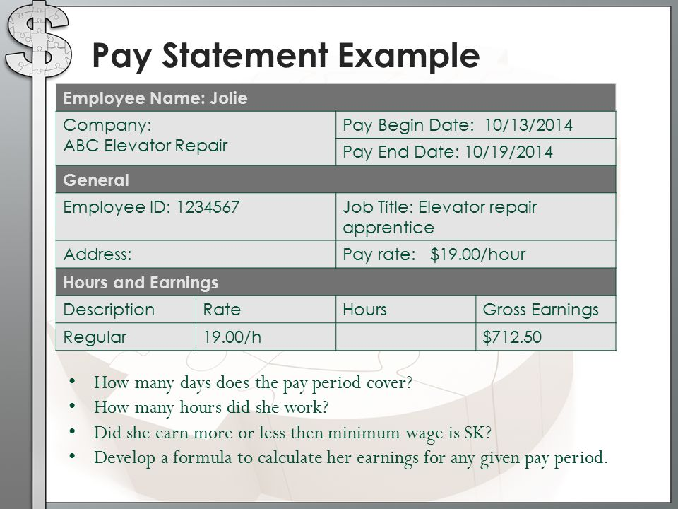 Chapter 2 Earning An Income 2 1 Wages And Salaries Ppt Download