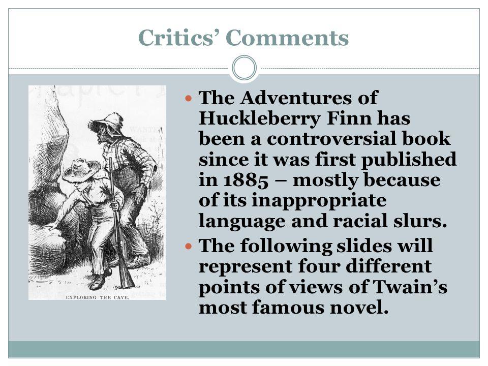 the adventures of huckleberry finn criticism