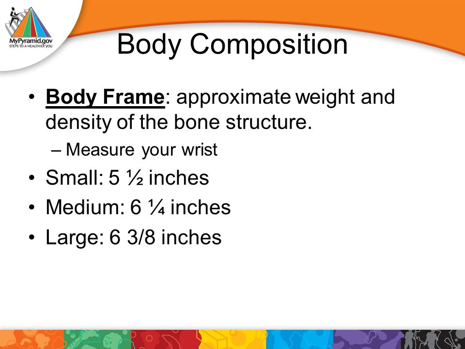 Body Composition and Weight. Body Composition Body Composition: The ...