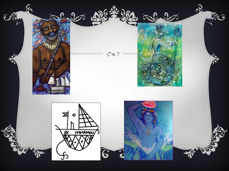HAITIAN GODS By: Taylor Youmans  ESHU   Responsibilities