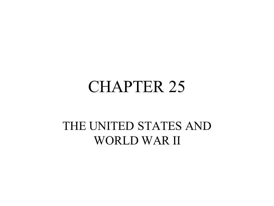 chapter 25 ap us history