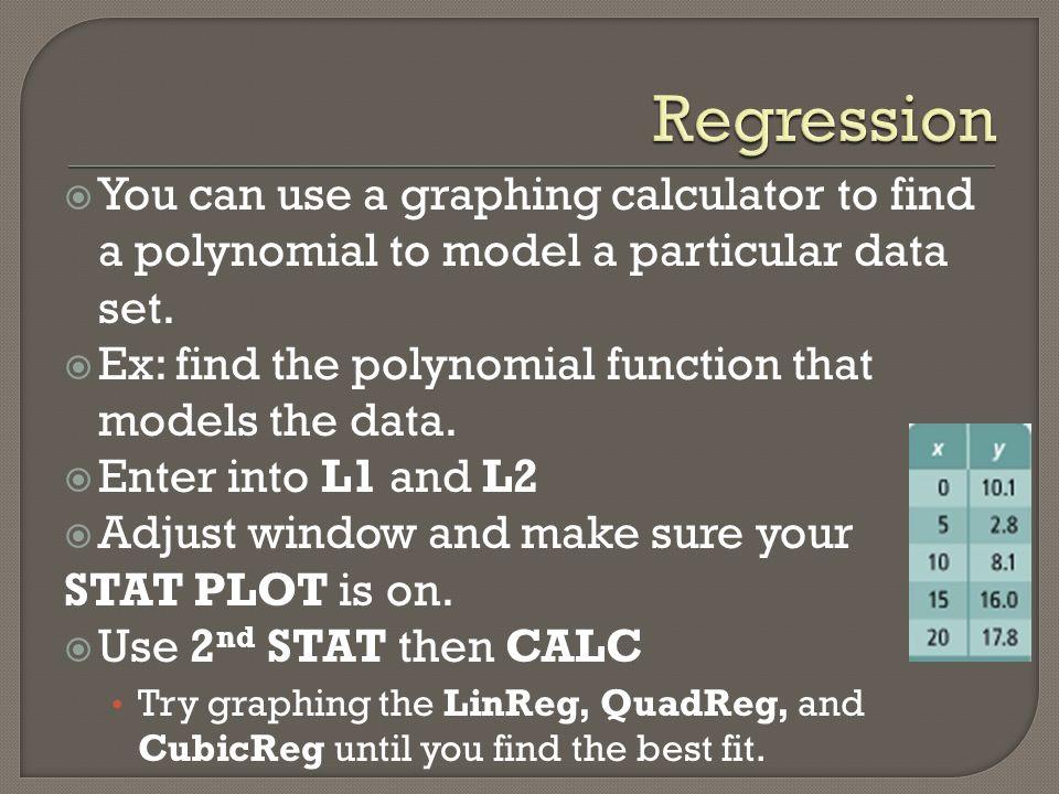 Factor polynomial calculator.