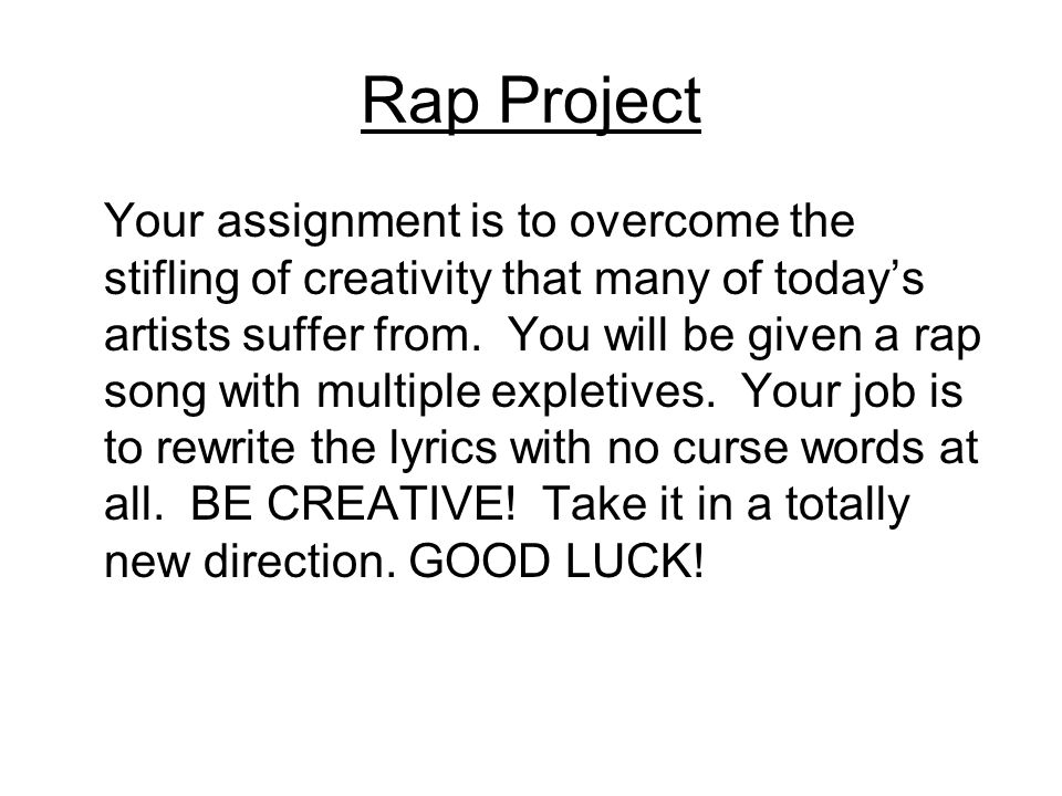 why is rap cool essay Free renaissance papers, essays, and research papers  as for why this artist was chosen, the answer is very simple, it is because he is popular, for the.