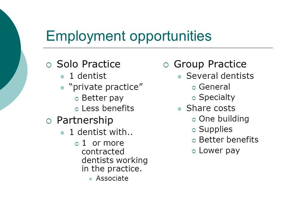 Chapter 37 Employment Strategies Certification Danb Dental