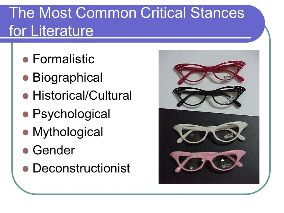 Glasses [with Biographical Introduction]