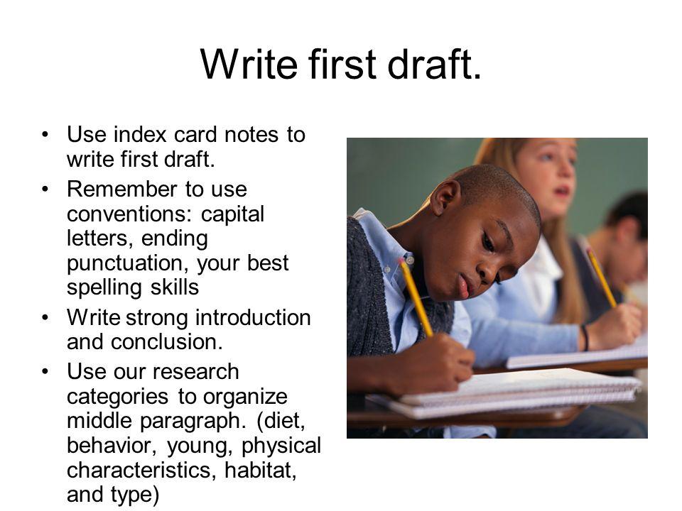 Writing a draft lesson presentation by john dsouza | tpt.