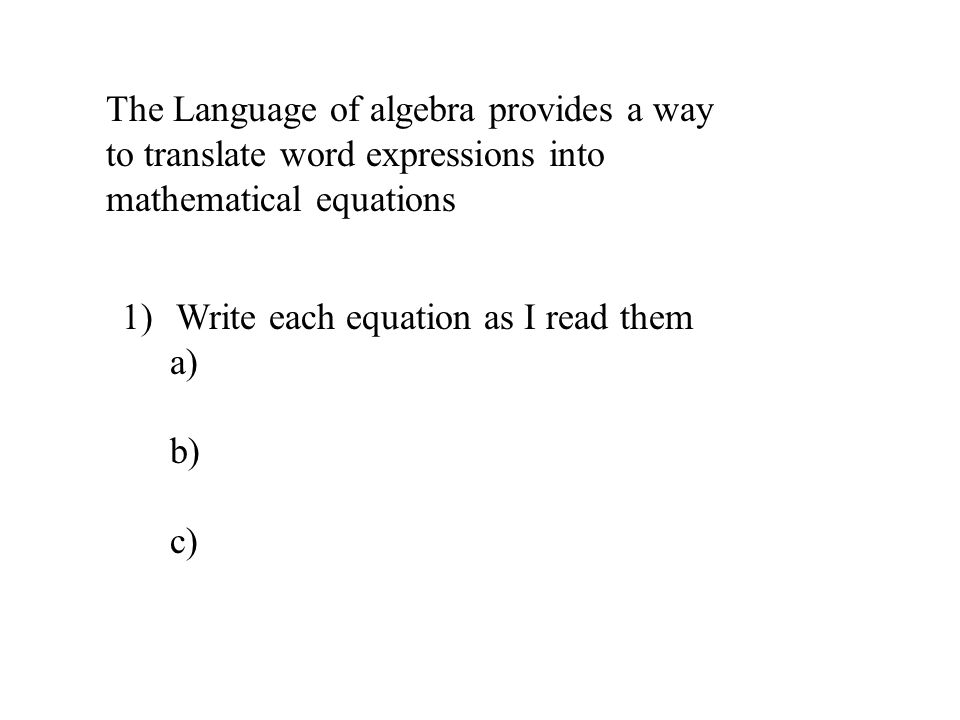 Niedlich Algebra Math Equations Galerie - Gemischte Übungen ...