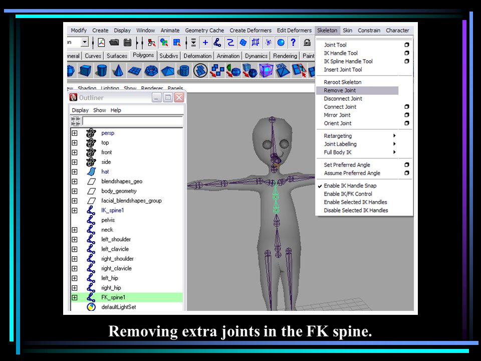 An Essential Introduction to Maya Character Rigging by
