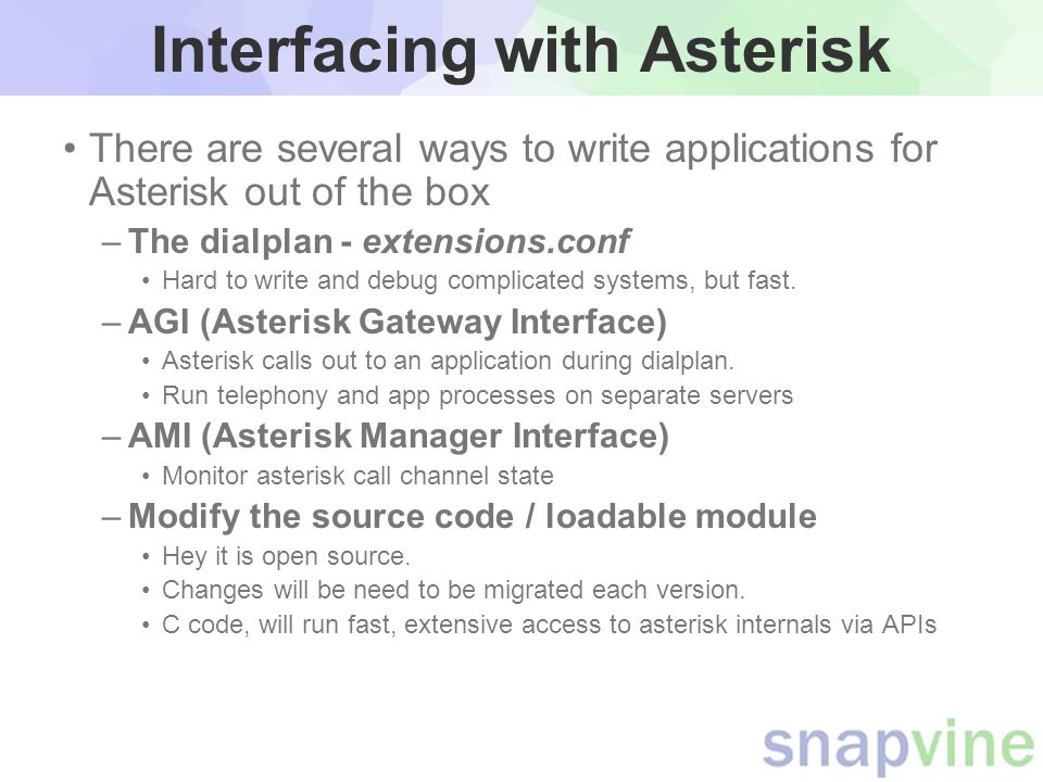 Asterisk on Rails: Using RAGI to create voice applications