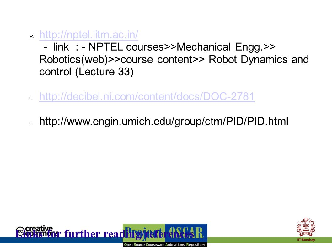 National Mission on Education through ICT IIT Bombay  - ppt