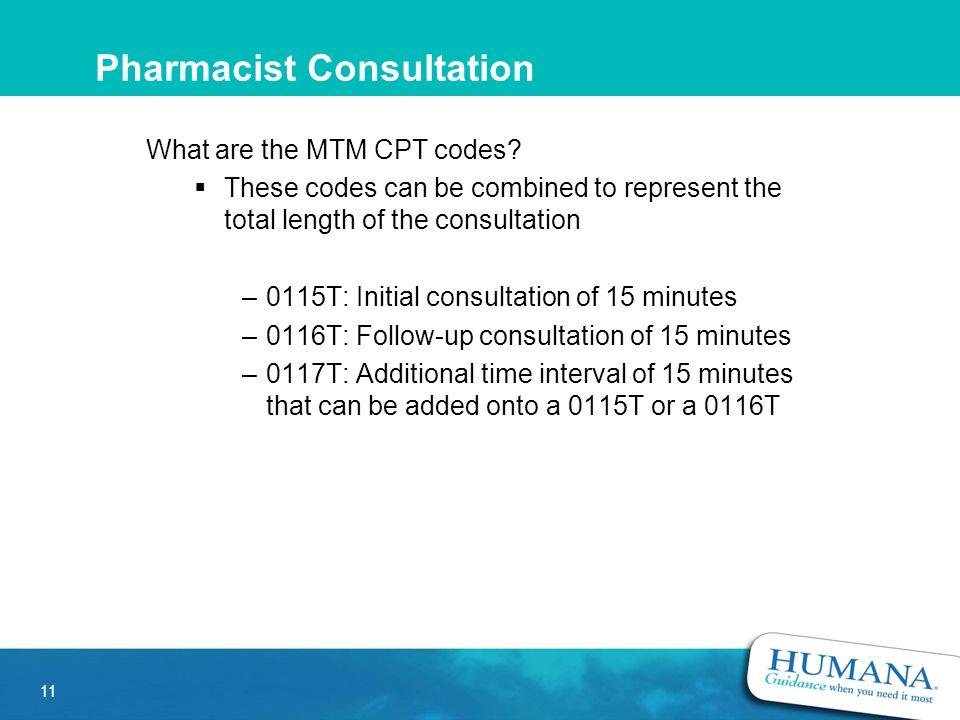 Humana's Medication Therapy Management Program Robert
