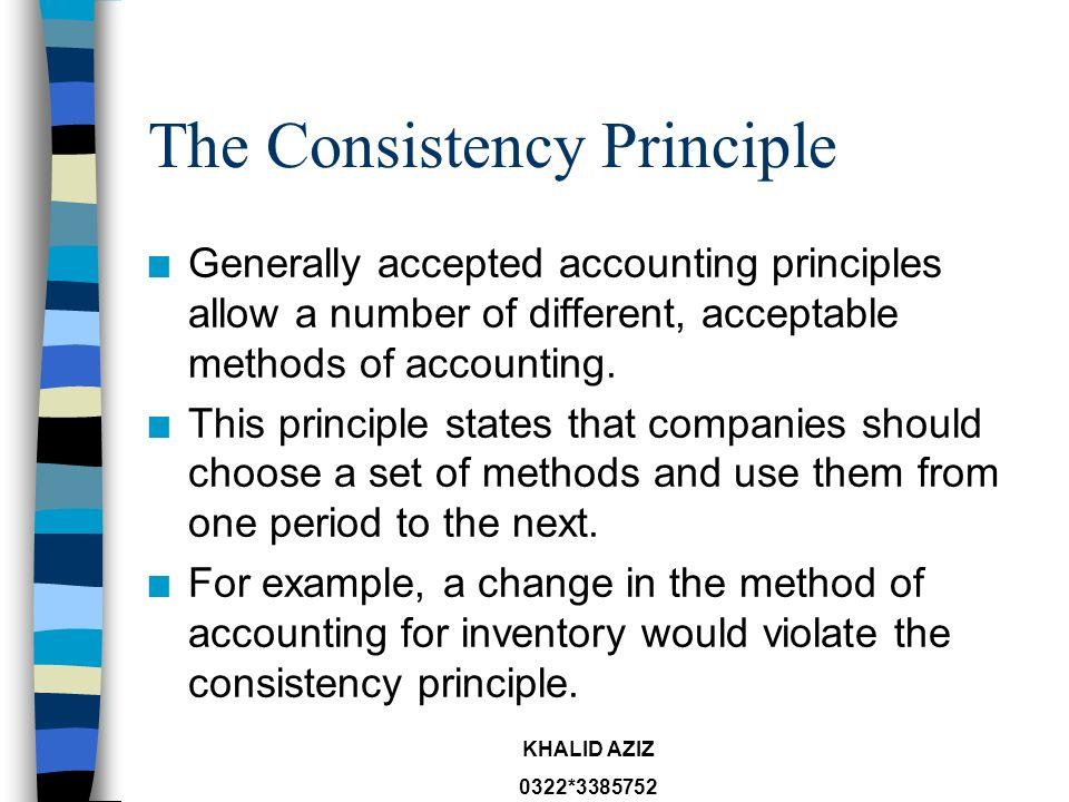Khalid aziz 0322* the measurement fundamentals of financial.