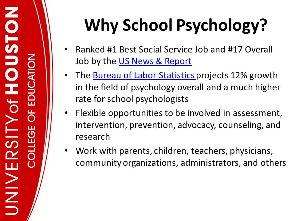 University Of Houston School Psychology Phd Program Apa Accredited