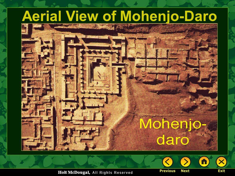 8 Holt McDougal, Citadel Of Mohenjo  Daro