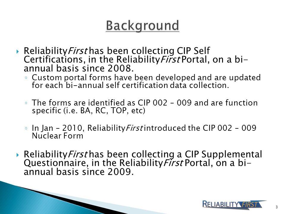 Tony Purgar June 22,  Background  Portal Update ◦ CIP 002 thru ...