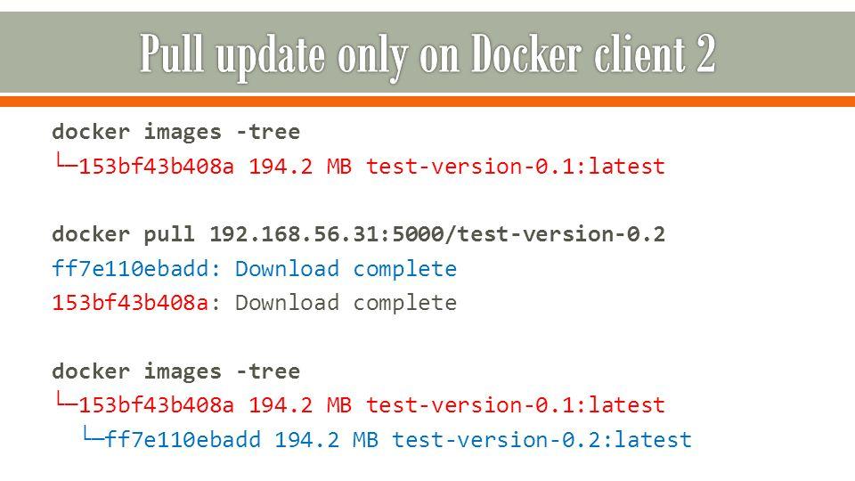 Xfce Docker
