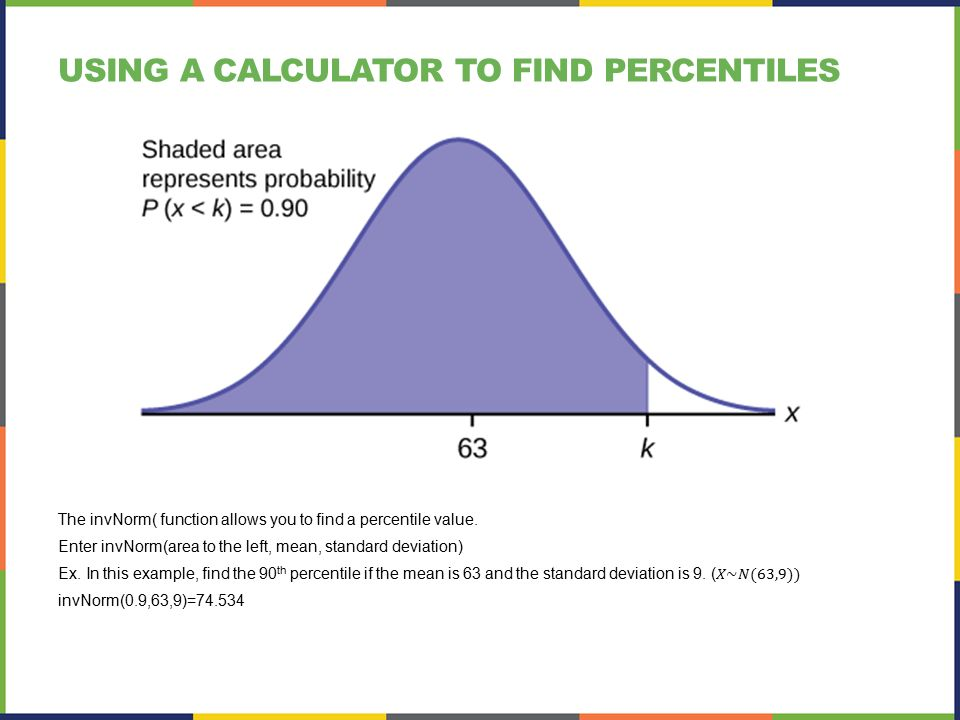 INTRODUCTORY STATISTICS Chapter 6 THE NORMAL DISTRIBUTION