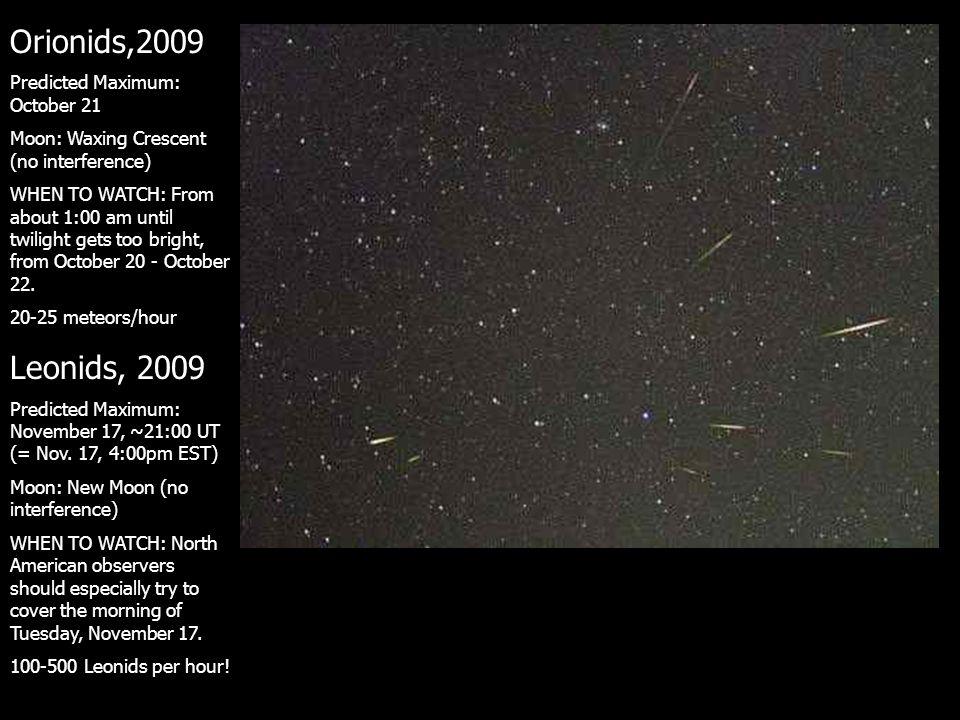 Enjoying the Night Sky  Horizon and Zenith Stars and constellations