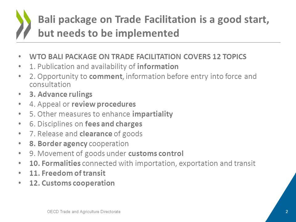 Arab Countries Trade Facilitation Reform Priorities Raed Safadi