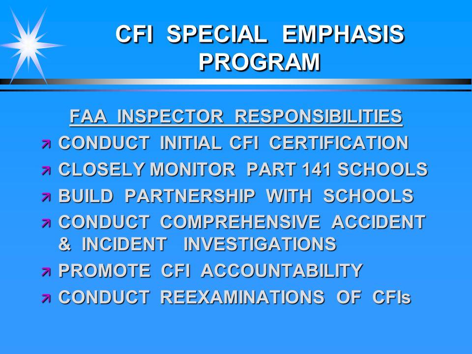 Orlando Fsdo 15 Flight Instructor Special Emphasis Program Ppt