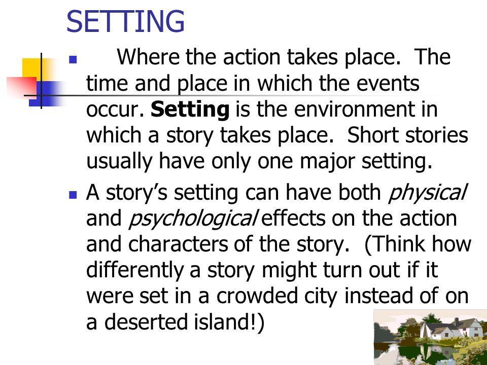 deserted island short story
