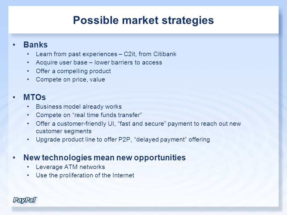 Creating a new global standard for online payments 10/07/ ppt download