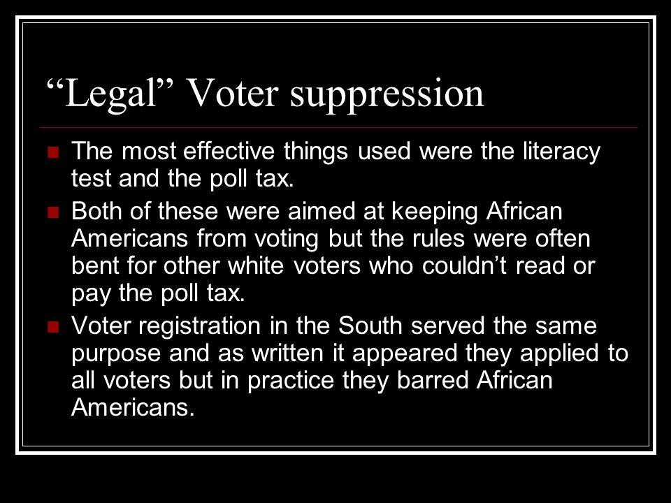 Civil Rights 15 Th Amendment As We Have Already Seen The 15 Th