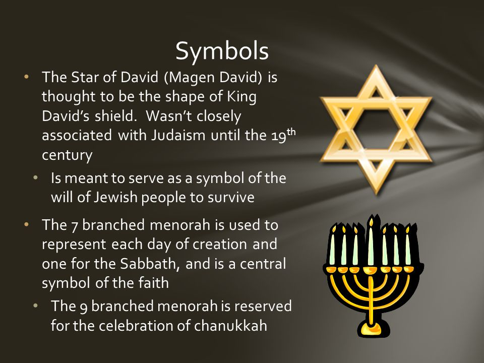 Holidays Culture And Symbols The Centre Of Jewish Religious Life