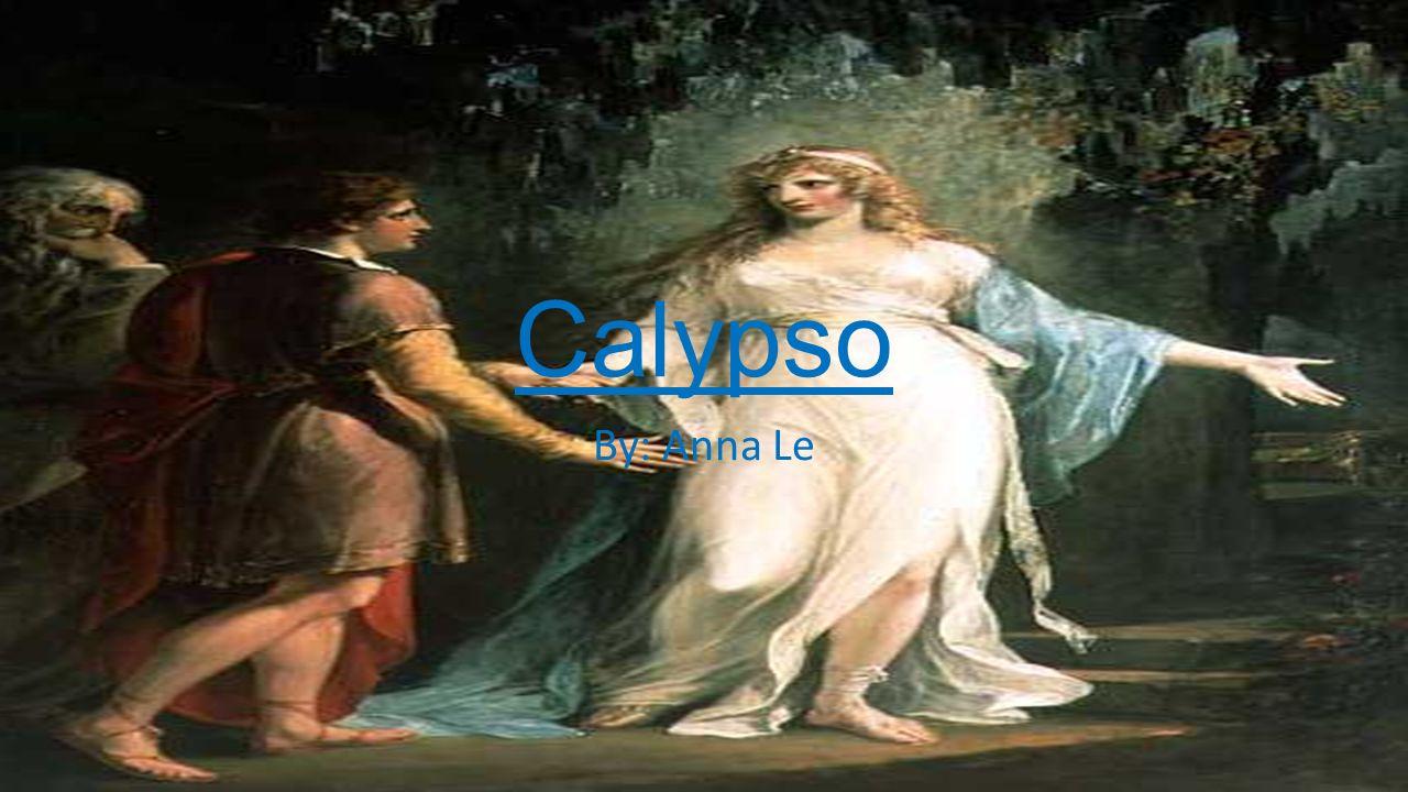 1 Calypso By Anna Le