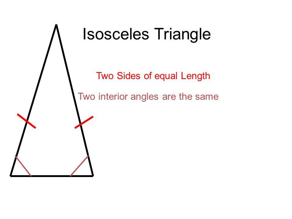 Triangles Shapes With 3 Sides Equilateral Triangle All Are. 3 Equilateral Triangle All Sides Are Equal In Length Interior Angles The Same. Worksheet. Isosceles And Equilateral Triangles Worksheet At Mspartners.co