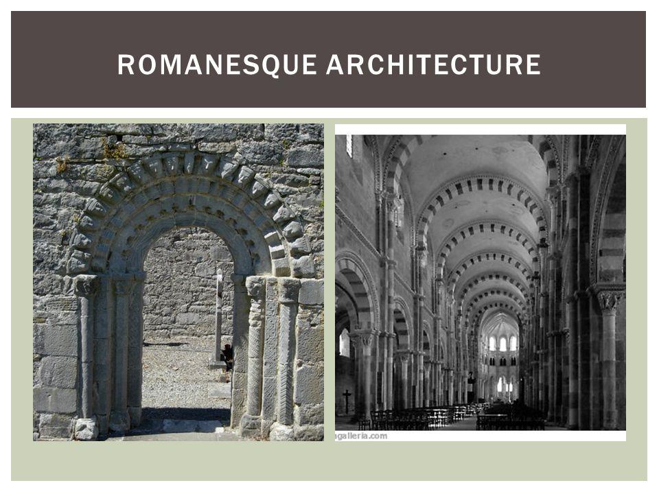 romanesque literature
