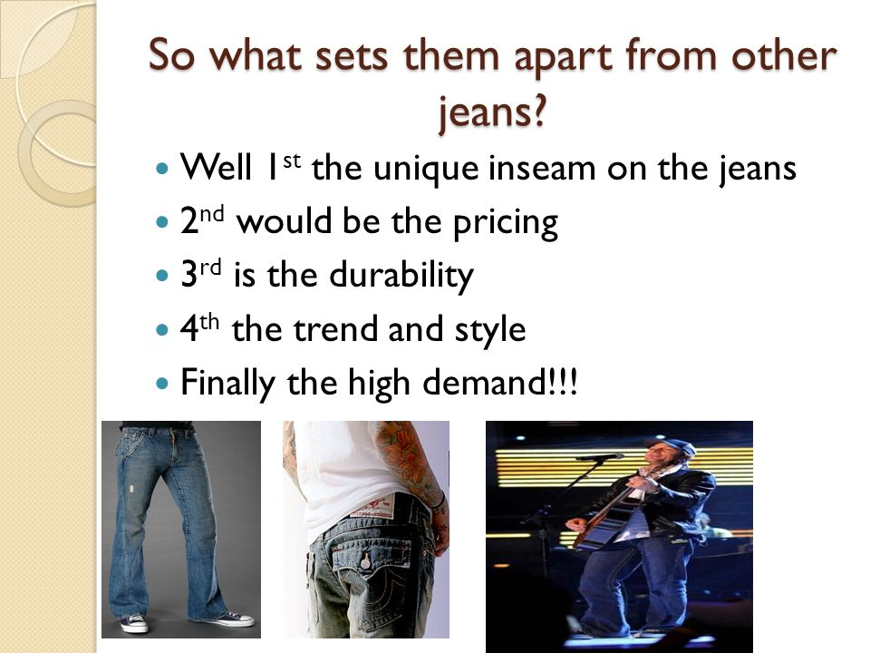 70adee6d1 Welcome to the world of True Religion!. What are True Religion Jeans ...