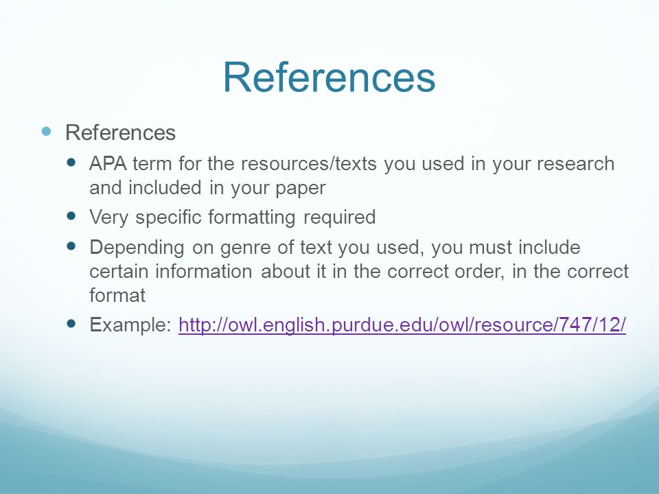 references for research paper (read 5 best resources to help with writing a research paper if you need assistance researching more scholarly sources) whichever side of the issue you take, make sure to mention the source, cite it properly (in-text and in your works cited or references list), and format direct quotations, summaries, and paraphrases per mla 7th edition , mla.