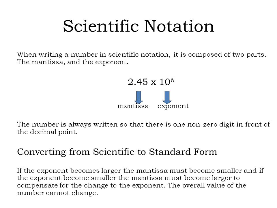 Using Numbers In Science Significant Digits You Start By Counting
