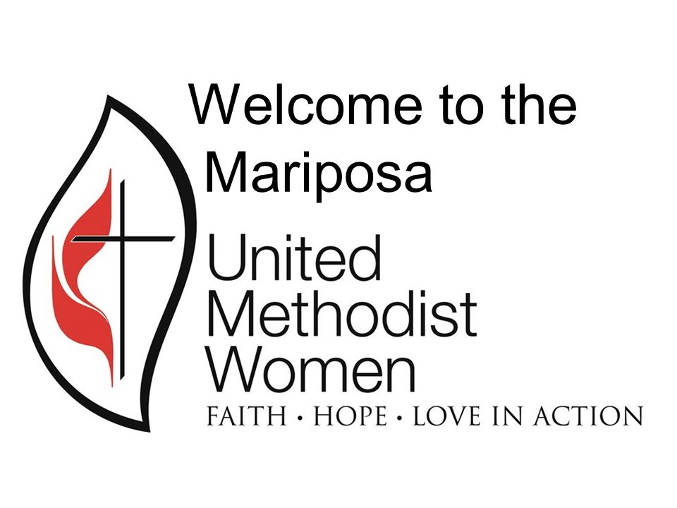 Welcome To The Mariposa The Emblem The Cross And Flame Are Ancient