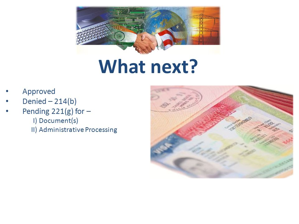 2  Pay visa application fees  a Via Electronic Fund Transfer (EFT