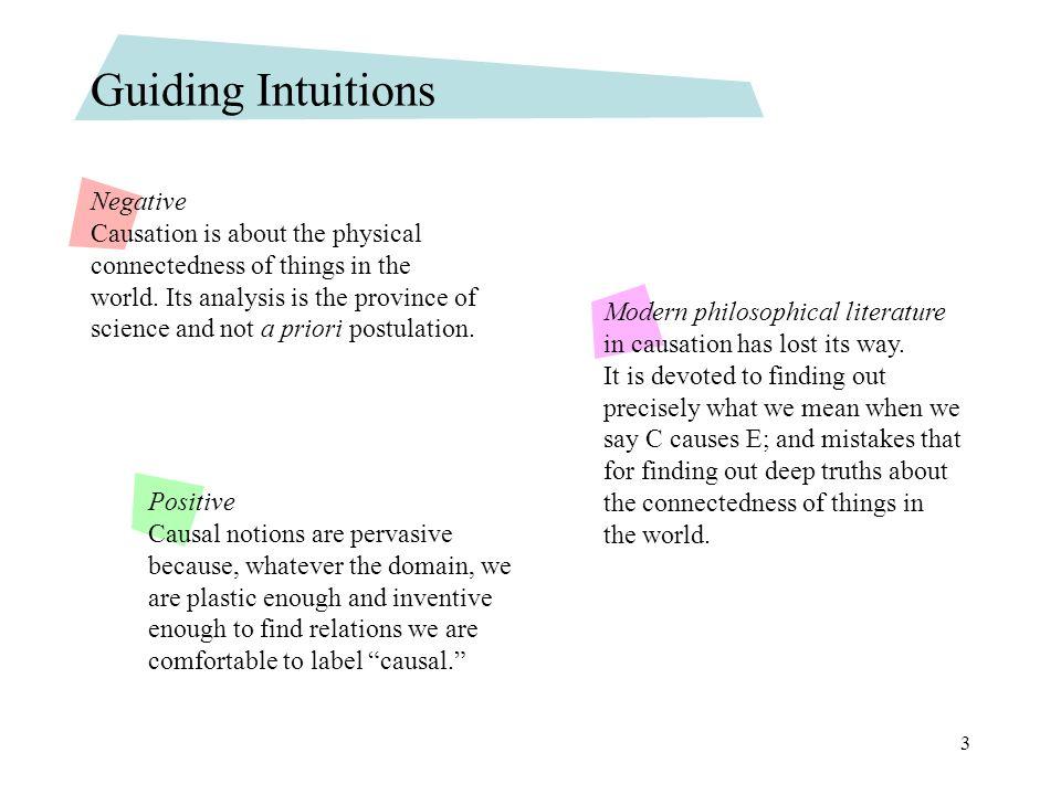 1 Causation As Folk Science John D Norton Center For Philosophy Of
