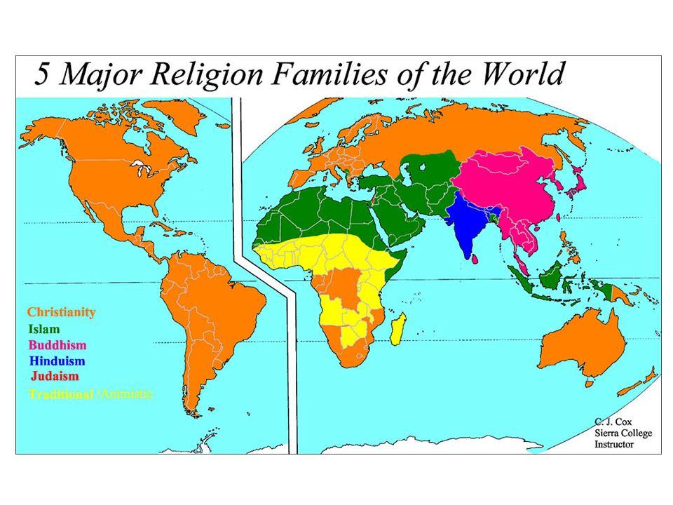 Religion Universalized And Ethnic Religion Religion A Set Of