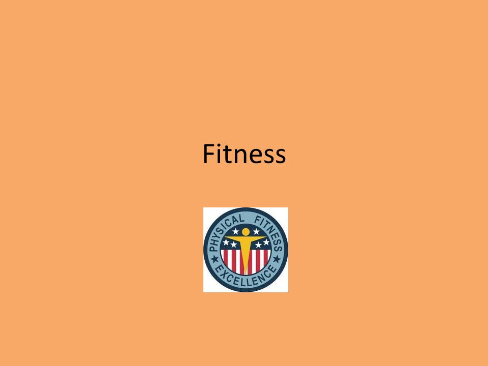1 Fitness