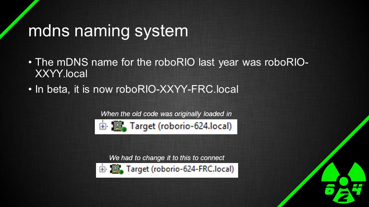 Cr yptonite robotics labview beta findings December 19, ppt download