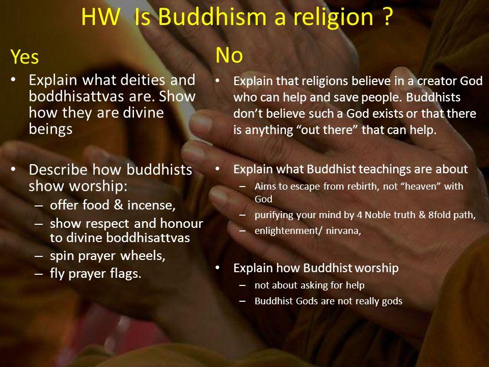 """Buddhists venerate and """"worship"""" Buddhist teachings What do Buddhist"""