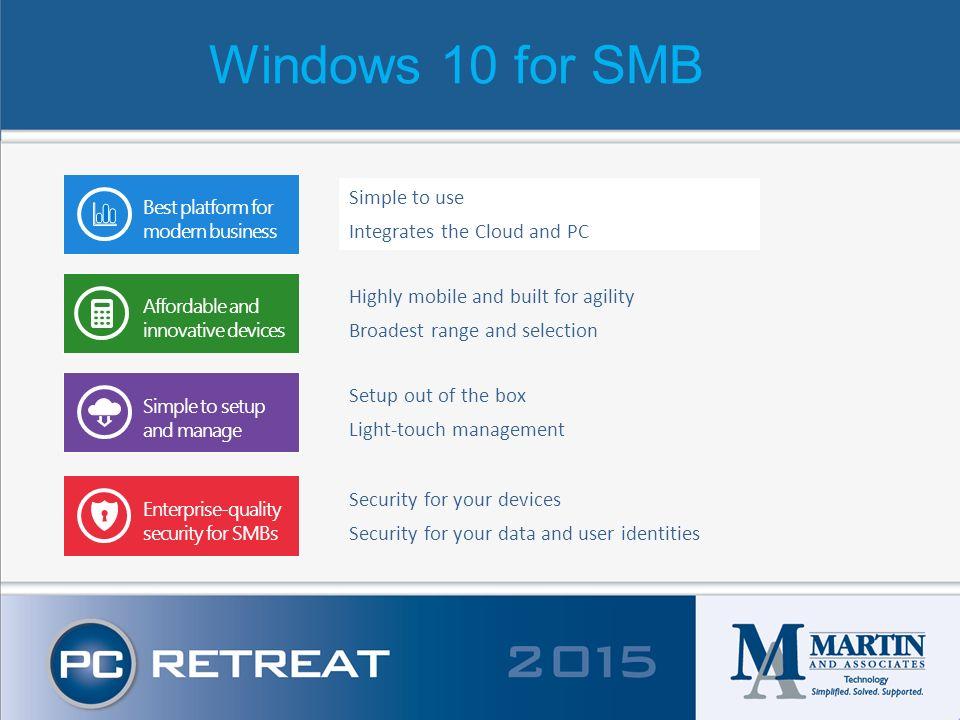 Setup Smb Windows 10