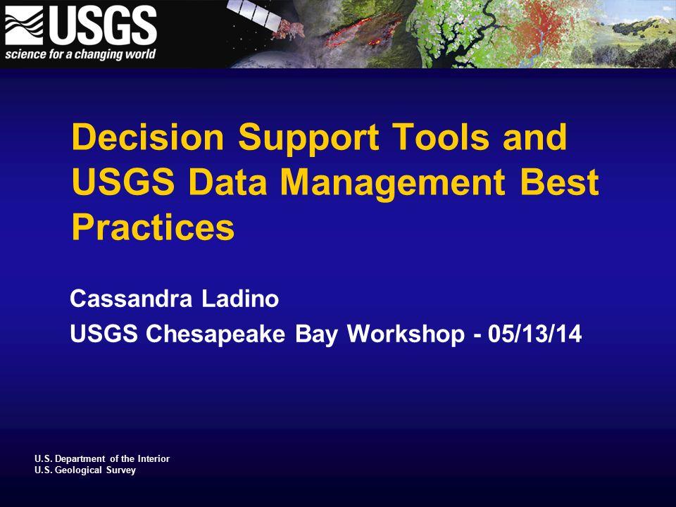 Usgs Data Tools
