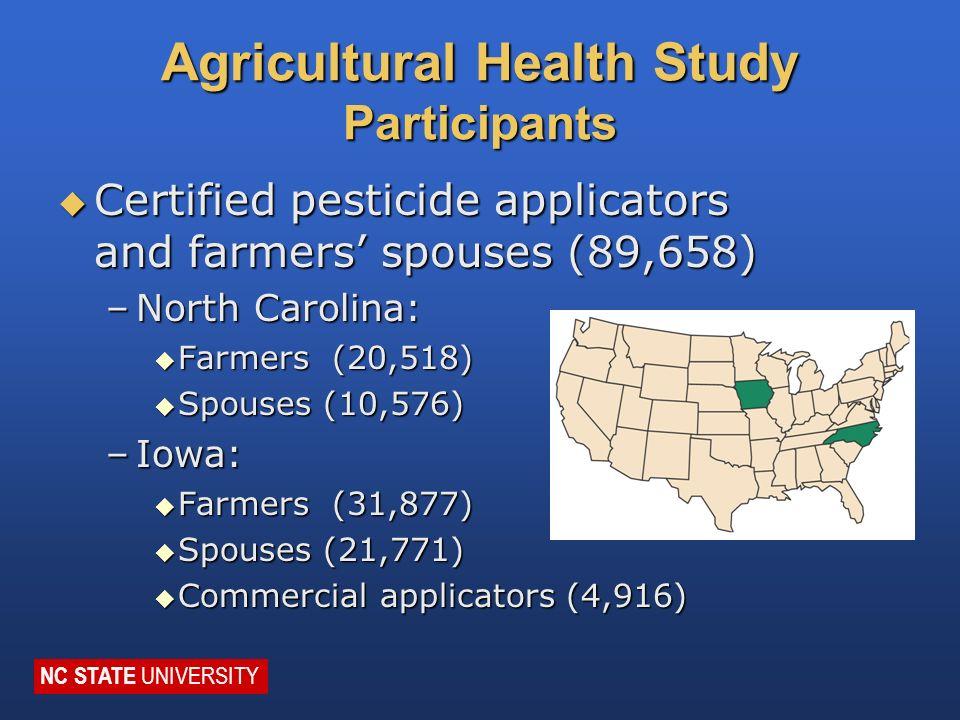 """Résultat de recherche d'images pour """"agricultural health study"""""""