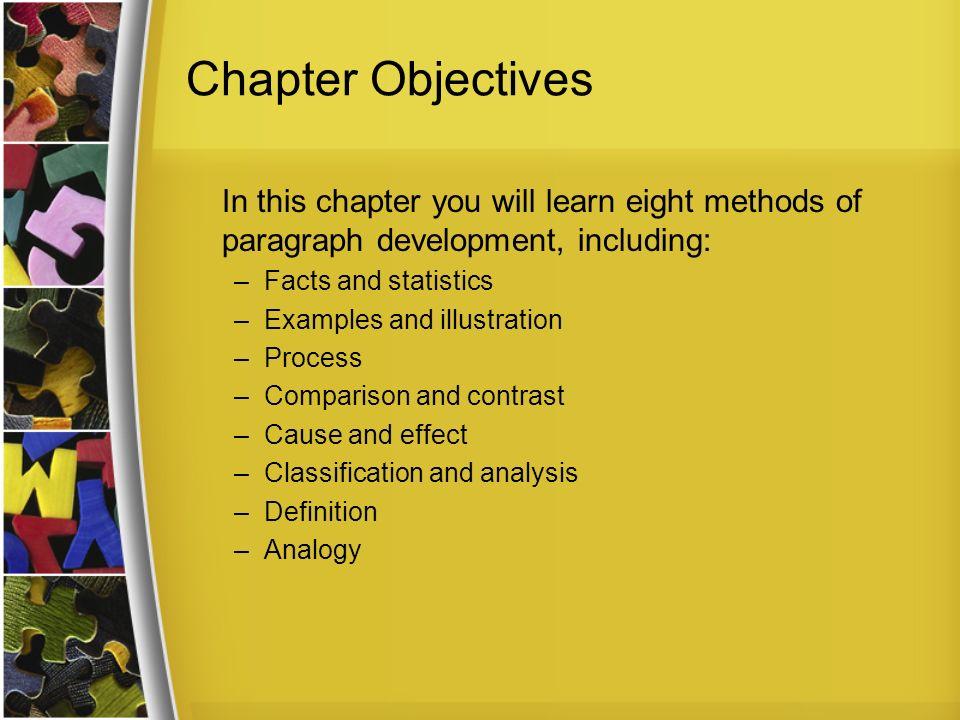 15 methods of paragraph development pdf