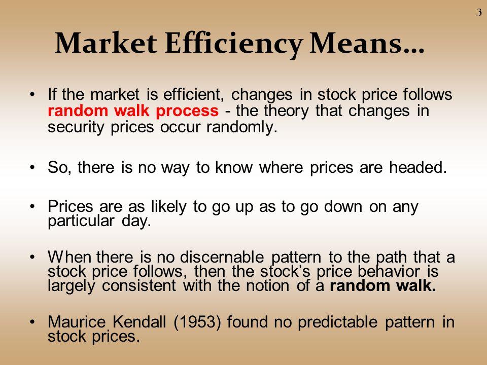 Efficient market hypothesis ppt download.