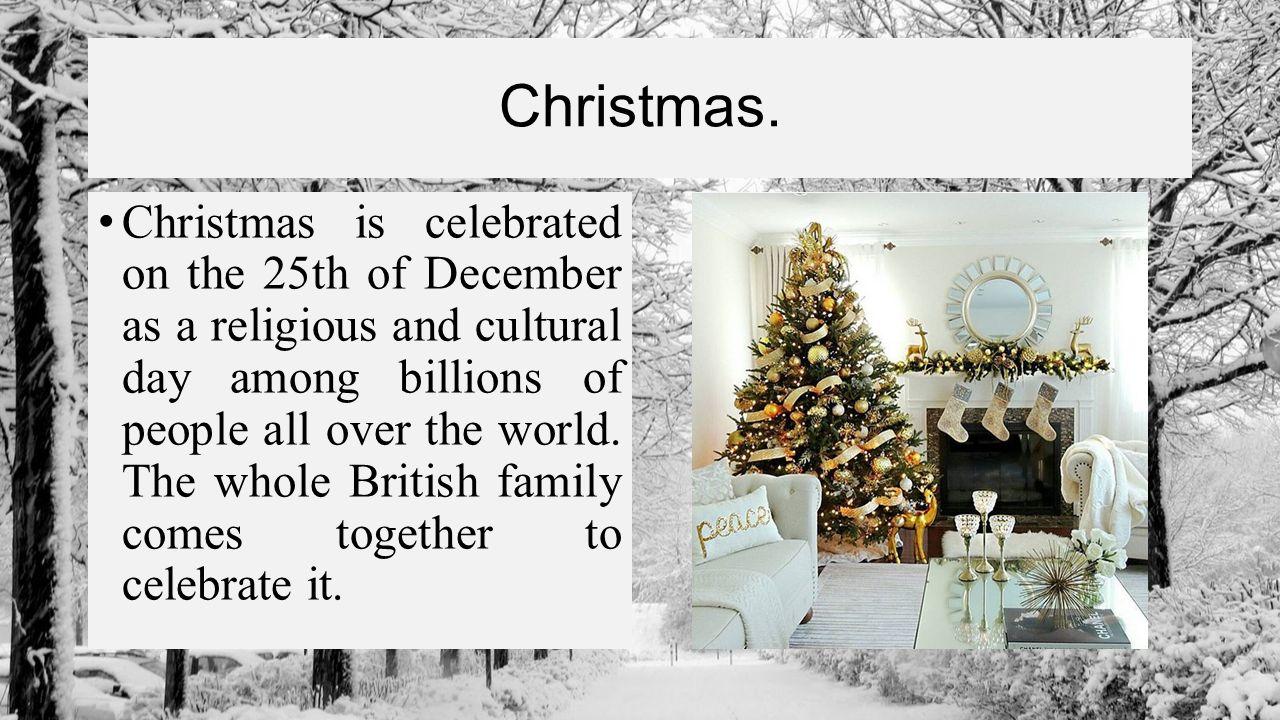 2 Christmas.